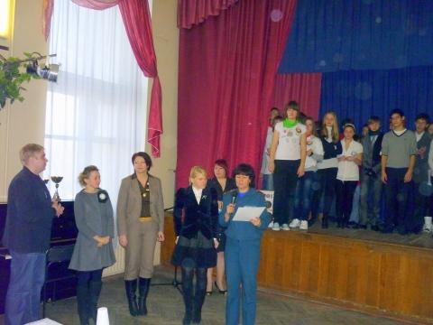 КВН Пожарная безопасность 2011 - 10 - ГБОУ Школа № 268 Невского района Санкт-Петербурга