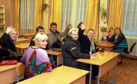 выпускники - Средняя школа № 23 с углублённым изучением финского языка