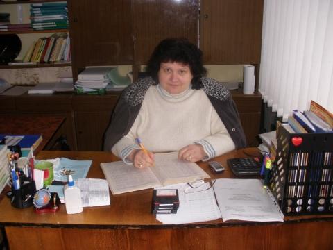 Портрет - Валентина Григорьевна Прохорова