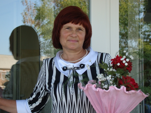 Портрет - Ольга Михайловна Толкачева