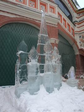 Ледяной Покровский собор  - Александр Иванович Ронжин