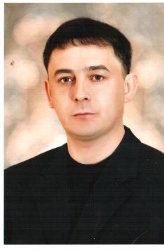Портрет - Фидрат Фаритович Мунасипов