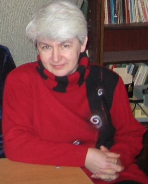 Портрет - Ирина Исааковна Ицкович