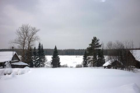 Река под снегом... - Ирина Геннадиевна Авдеева