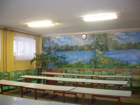 Столовая - Муниципальное бюджетное общеобразовательное учреждение Дятьковская средняя общеобразовательная школа № 1