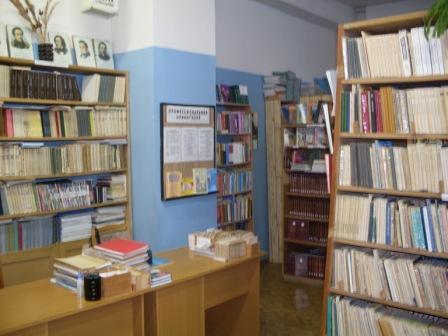 Школьная библиотека - Муниципальное бюджетное общеобразовательное учреждение Дятьковская средняя общеобразовательная школа № 1