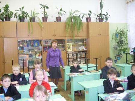 Кабинет начальных классов № 207 - Муниципальное бюджетное общеобразовательное учреждение Дятьковская средняя общеобразовательная школа № 1