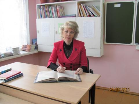Портрет - Любовь Юрьевна Габова