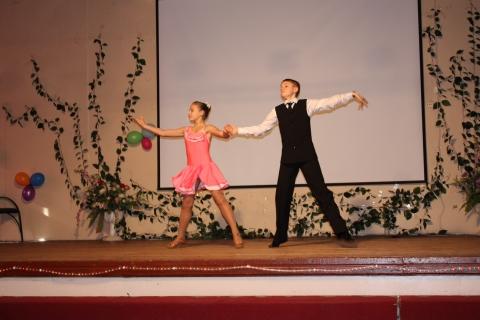 Наши танцоры. - Средняя общеобразовательная школа 337