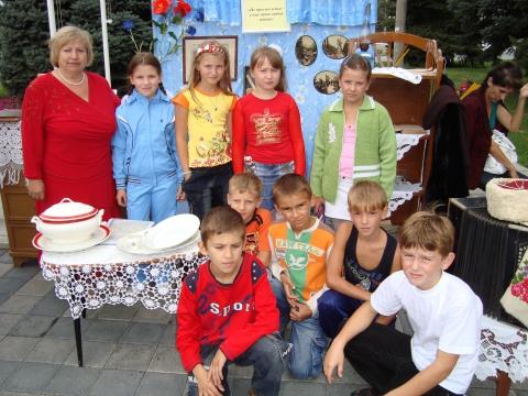 С Марией Ильиничной - Валентина Леонидовна Каманич