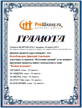 Без названия - Дмитрий Сергеевич Белобородов