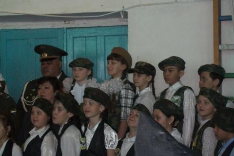 Звездочка - Муниципальное общеобразовательное учреждение Усть-Уйская средняя общеобразовательная школа