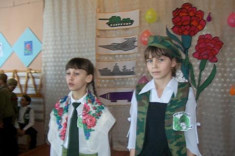 Артистки - Муниципальное общеобразовательное учреждение Усть-Уйская средняя общеобразовательная школа