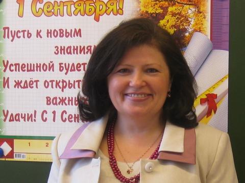 Портрет - Светлана Николаевна Гурина