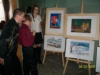 Выставка работ - Ирина Ивановна Проценко