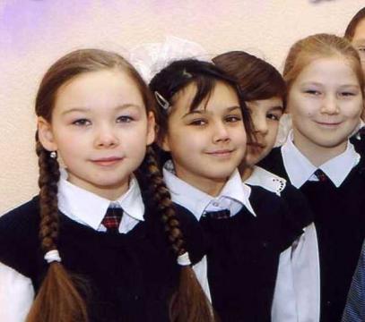Девочки 4 Б - Татьяна Владиславовна Никандрова