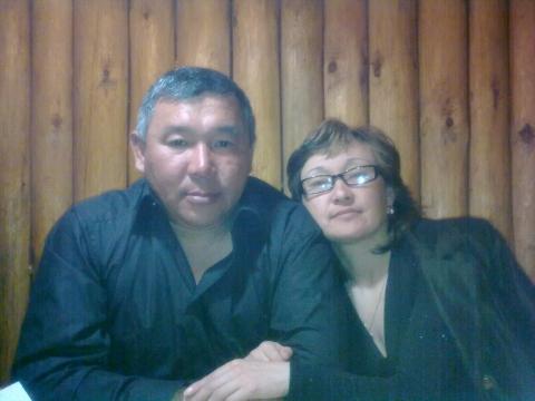Портрет - Сункар Кабдрахмановна Сандыбаева