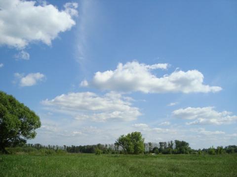 Белоснежные облака - Фото клуб