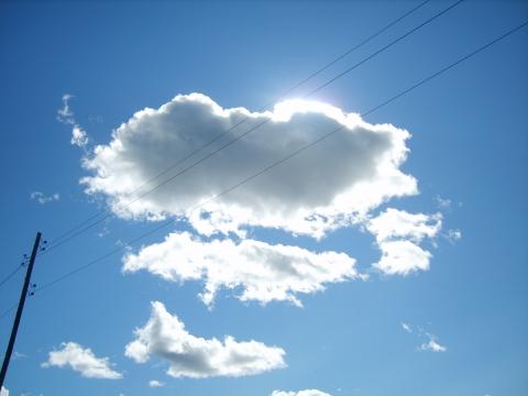 Что, зубастый крокодил солнце в небе проглотил? - Фото клуб