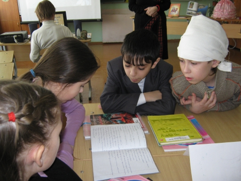 Обсуждение на уроке - Марина Юрьевна Горбачева