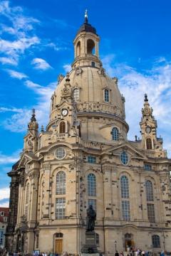 Собор Богоматери в Дрездене