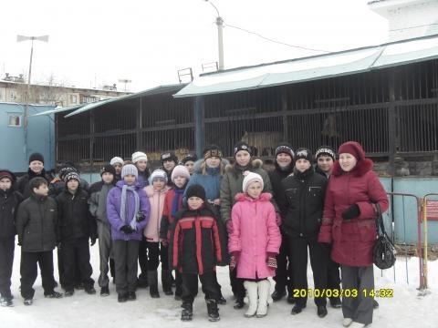 В зоопарке - Айгуль Гумаровна Ахмадуллина