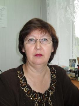 Портрет - Тамара Сергеевна Самойлова