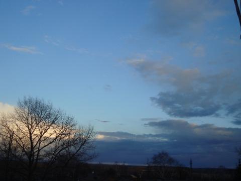 Весенние облака - Фото клуб