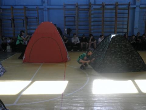 Лазертаг - Средняя школа № 23 с углублённым изучением финского языка