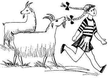 логопедические картинки коза-коса отказываюсь своей