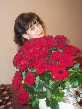 Портрет - Ольга Александровна Котомина
