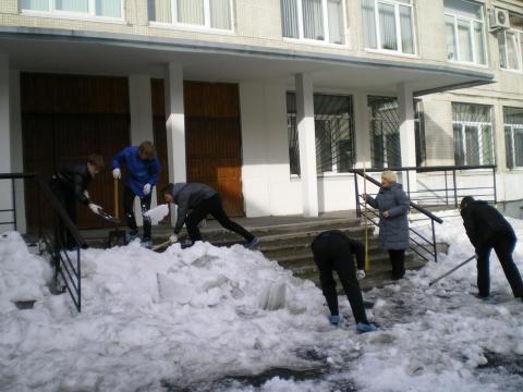 встречаем весну - Средняя школа № 23 с углублённым изучением финского языка