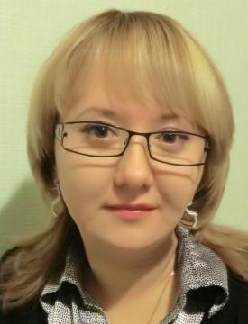 Портрет - Ольга Вячеславовна Соловьева