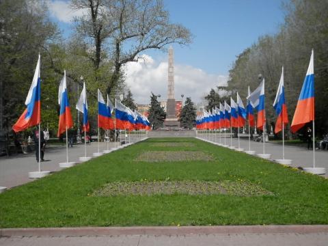 Площадь Павших борцов - Наталья Николаевна Глебова