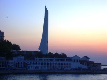 Севастопольская набережная