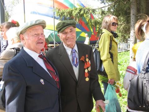 ветераны - Галина Николаевна Зайцева