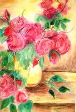розы - Тамара Николаевна Панфёрова