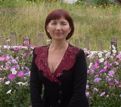Портрет - Светлана Евгеньевна Ивлева