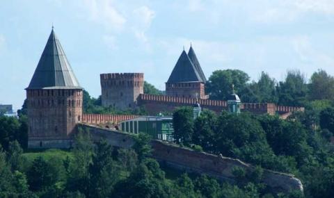 Смоленская крепостная стена - Ирина Николаевна Коровина