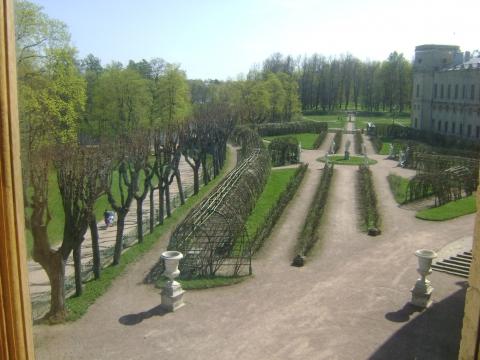 Вид из окон дворца - Ольга Игоревна Баранцева