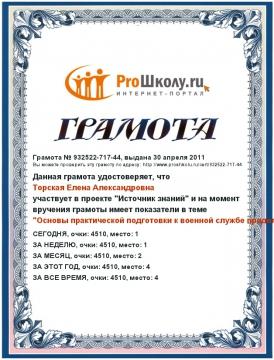 Военная служба - Елена Александровна Зеленина