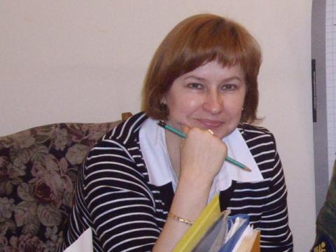 Портрет - Анжела Алексеевна Сабанаева