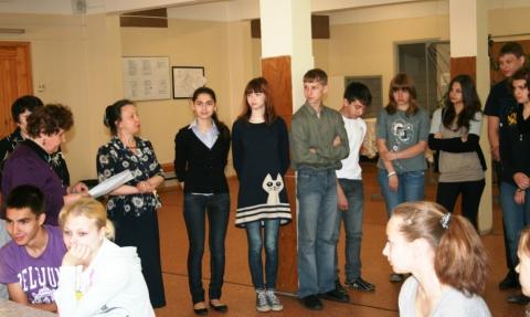 Награждение 2011 - 05 - ГБОУ Школа № 268 Невского района Санкт-Петербурга