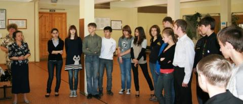 Награждение 2011 - 07 - ГБОУ Школа № 268 Невского района Санкт-Петербурга