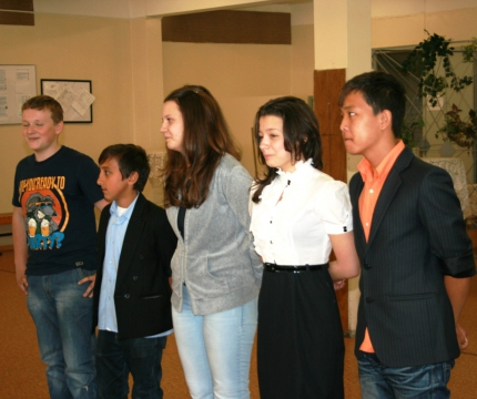 Награждение 2011 - 18 - ГБОУ Школа № 268 Невского района Санкт-Петербурга