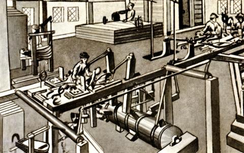 Самый первый казенный завод на Урале - Андрей Анатольевич Горнов
