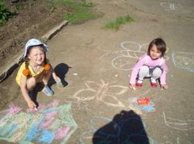 День Детства - Муниципальное общеобразовательное учреждение ` Дмитриевская основная общеобразовательная школа`