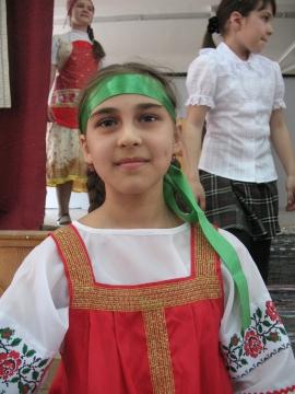 Мишучкова Рита - ГБОУ СОШ № 346, Комплекс