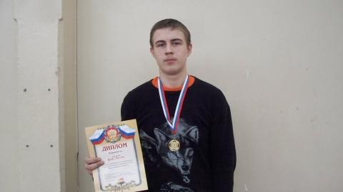 Рулёв Максим - пауэрлифтинг - ГБОУ СОШ № 346, Комплекс
