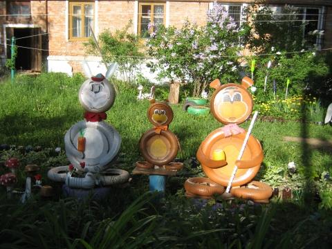 Этот двор в прошлом году - Светлана Александровна Пивень